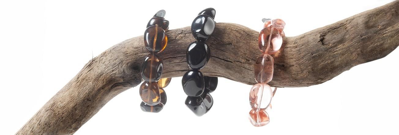 bracelets cailloux