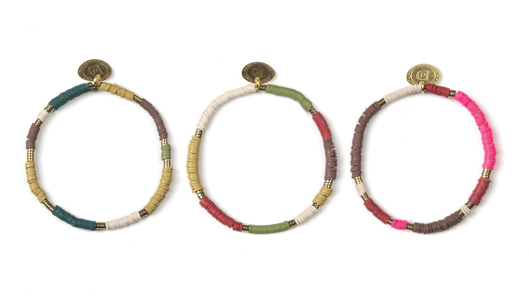 bracelets d'été